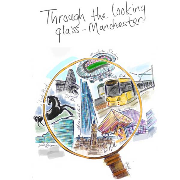 Through the Looking Glass - Manchester
