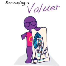Becoming a Valuer